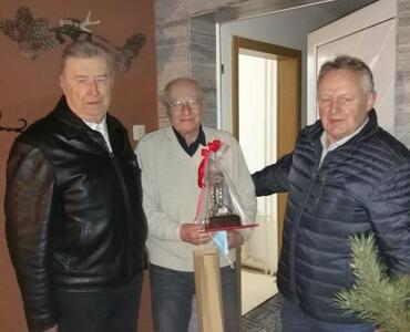 Jubilanti - Janez Koncilija - 80 let